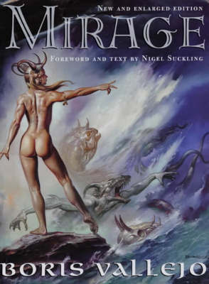 Mirage by Boris Vallejo image