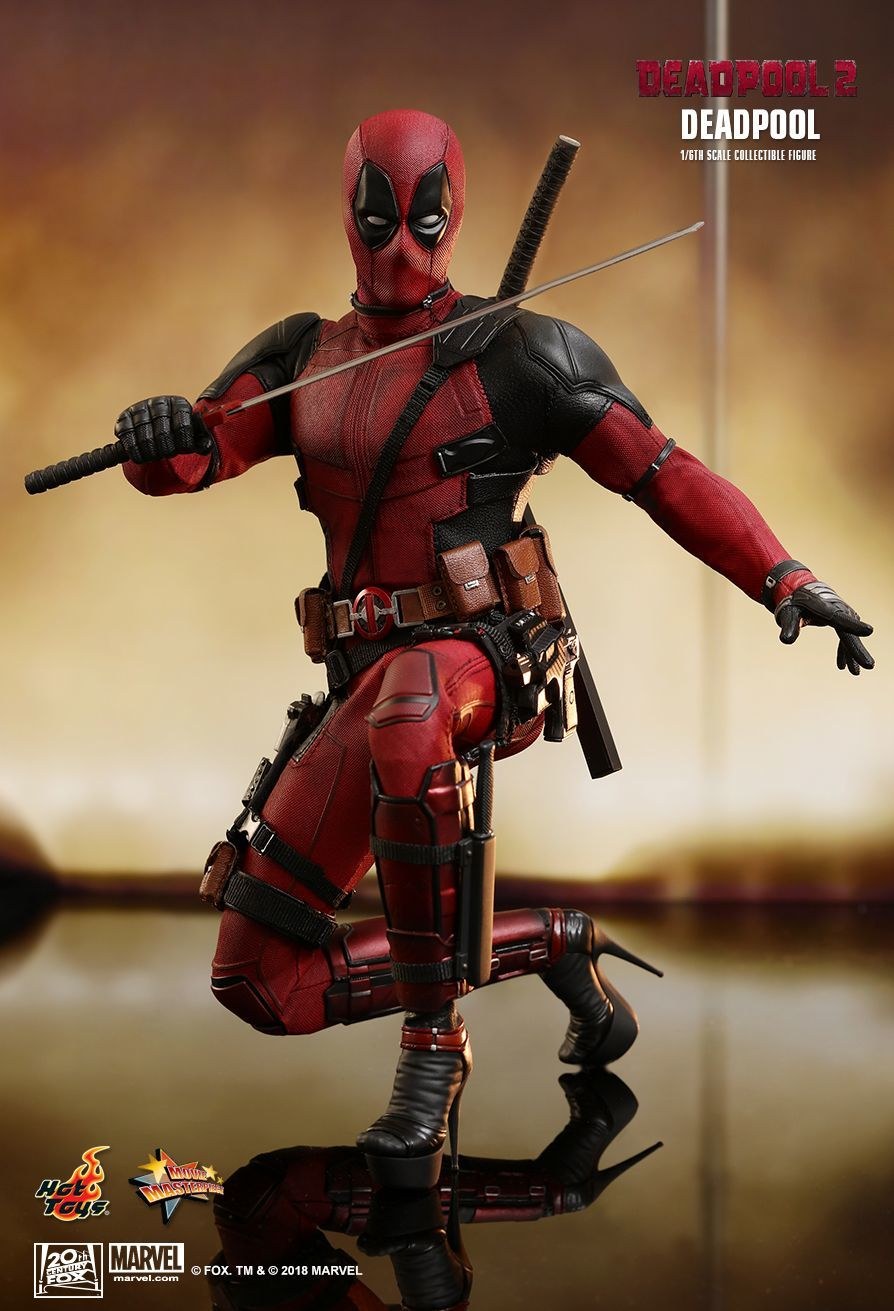 "Deadpool - 12"" Articulated Figure image"