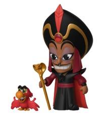 Aladdin: Jafar with Iago - 5-Star Vinyl Figure