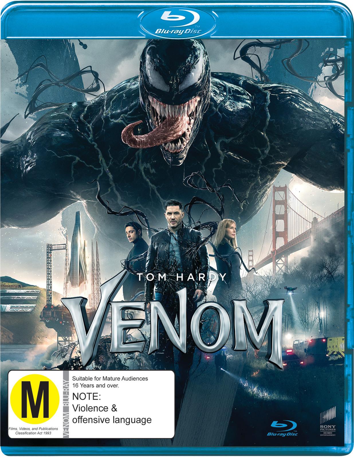 Venom on Blu-ray image