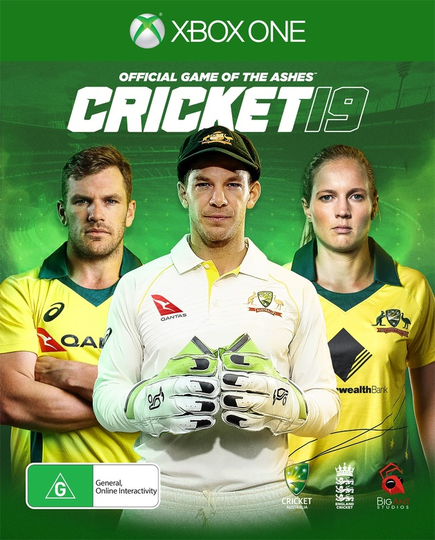 Cricket 19 for Xbox One