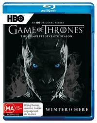Game of Thrones - The Complete Seventh Season on Blu-ray