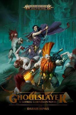 Ghoulslayer by Darius Hinks