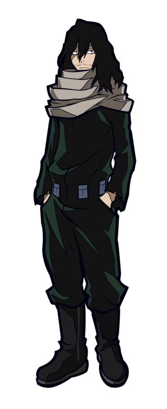 My Hero Academia: Shota Aizawa (#165) - Collectors FiGPiN