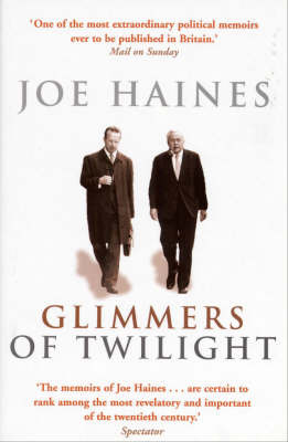 Glimmers of Twilight by Joe Haines image