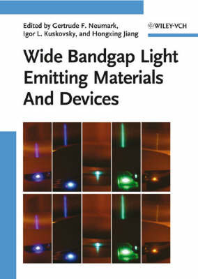 Wide Bandgap Light Emitting Materials And Devices image