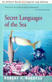 Secret Languages of the Sea by Robert F. Burgess image