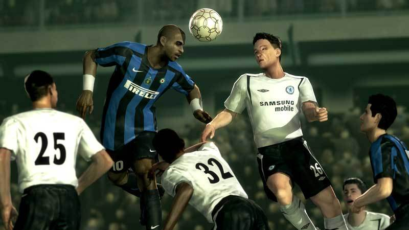 Pro Evolution Soccer 6 for Xbox 360 image