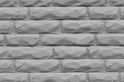 JTT Styrene Pattern Sheets Dressed Stone (2pk) - H0 Scale image