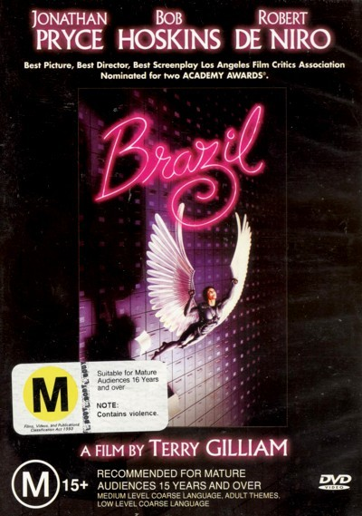 Brazil on DVD