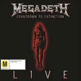 Countdown To Extinction: Live (CD+DVD) by Megadeth