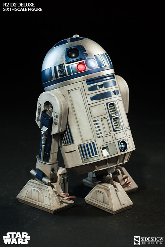 Star Wars R2-D2 1/6 Action Figure image