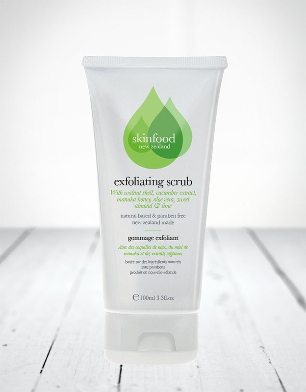 Skinfood - Exfoliating Scrub (100ml)