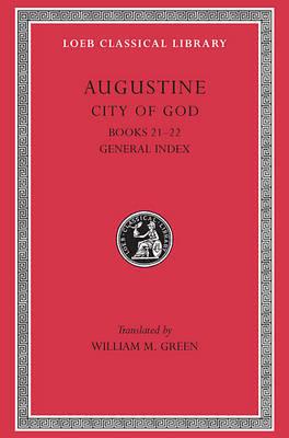 City of God: v. 7 by Edmund Augustine