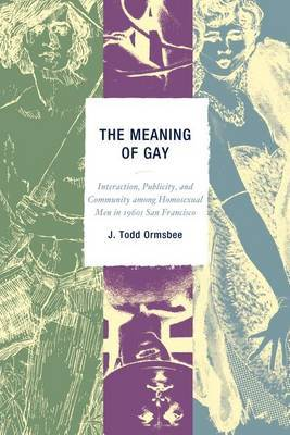 The Meaning of Gay by J. Todd Ormsbee image
