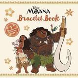 Moana Bracelet Book by Edda USA Editorial Team
