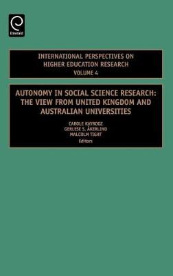 Autonomy in Social Science Research image