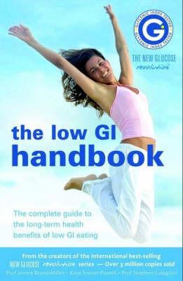 NGR GI Handbook by Prof Jennie Brand-miller image