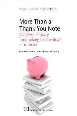 More Than a Thank You Note by Karlene Noel Jennings