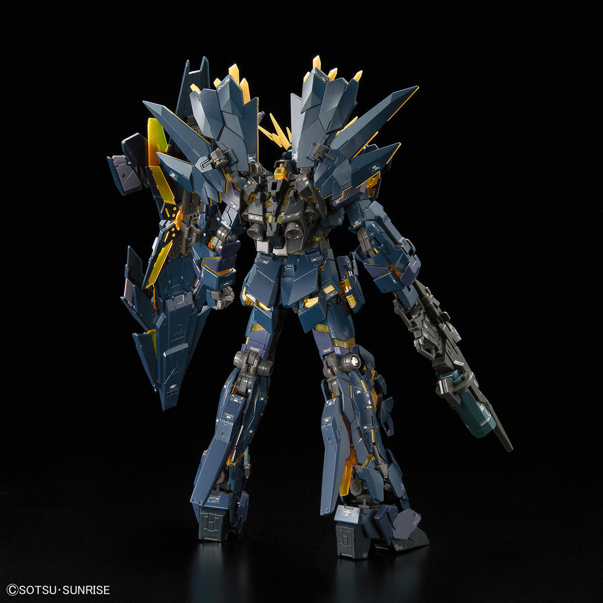 RG 1/144 Unicorn Gundam 02 Banshee Norn - model Kit image