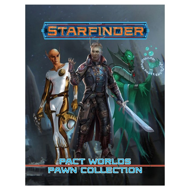 Starfinder RPG: Pact Worlds - Pawn Collection