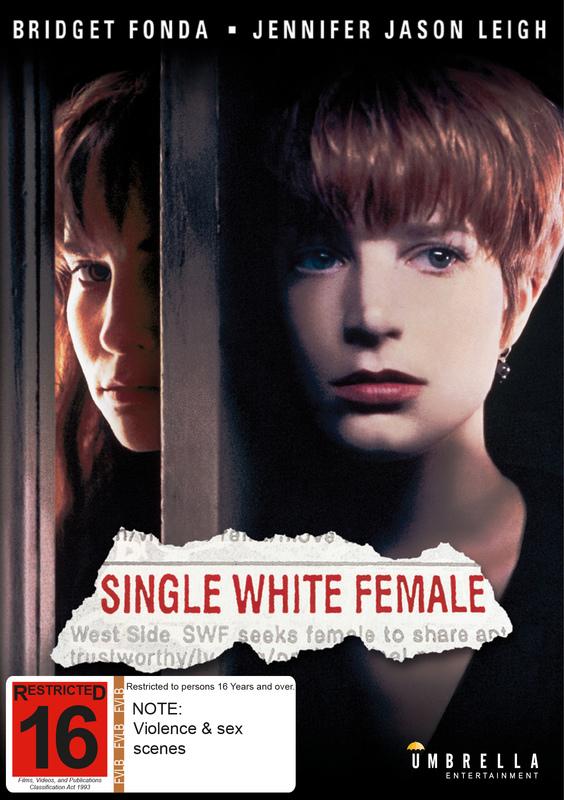 Single White Female on DVD