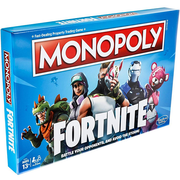 Monopoly - Fortnite Edition