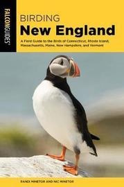 Birding New England by Randi Minetor