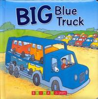 Big Blue Truck image