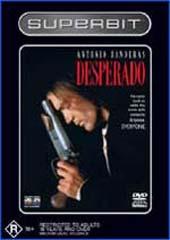 Superbit - Desperado on DVD