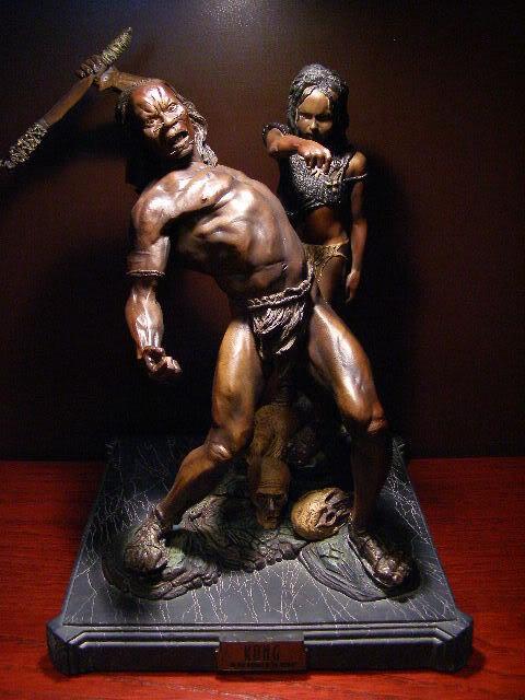 King Kong Skull Island Natives Statue By Weta At
