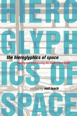 The Hieroglyphics of Space