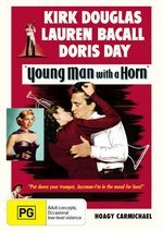 Young Man With A Horn on DVD