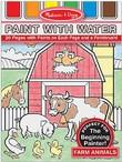 Melissa & Doug: Farm Animals Paint With Water Kids' Art Pad