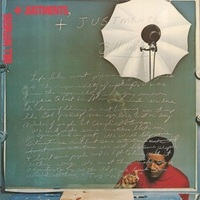 +'Justments (LP) by Bill Withers