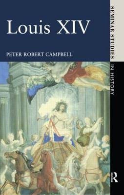 Louis XIV by Peter Robert Campbell image