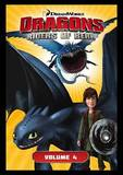 Dreamworks' Dragons: Riders of Berk: v.4: How to Train Your Dragon TV by Simon Furman