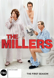 The Millers - Season 1 on DVD