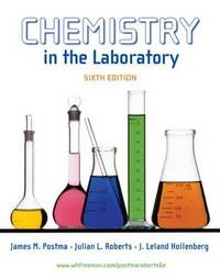 Chemistry in the Laboratory by James M. Postma image