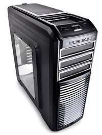 Deepcool Kendomen TI Mid-Tower Case - Titianium (5 Fans Pre-Installed)