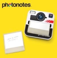 Mustard: Photonotes - Novelty Sticky Notes