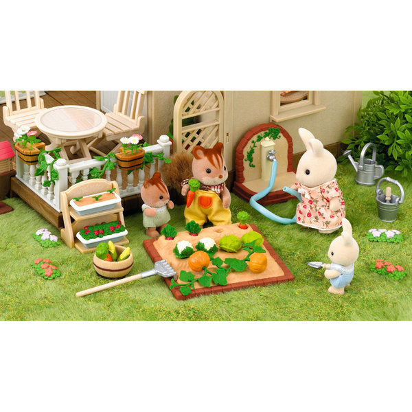 Sylvanian Families: Vegetable Garden Set