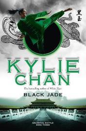 Black Jade by Kylie Chan image