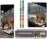 Stegosaurus Stationery Set