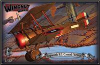 "Wingnut Wings 1/32 Sopwith F.1 Camel ""USAS"" Model Kit image"