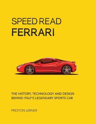 Speed Read Ferrari by Preston Lerner image