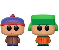 South Park - Stan & Kyle Pop! Vinyl 2-Pack