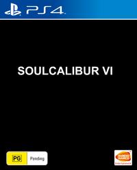 Soul Calibur VI for PS4