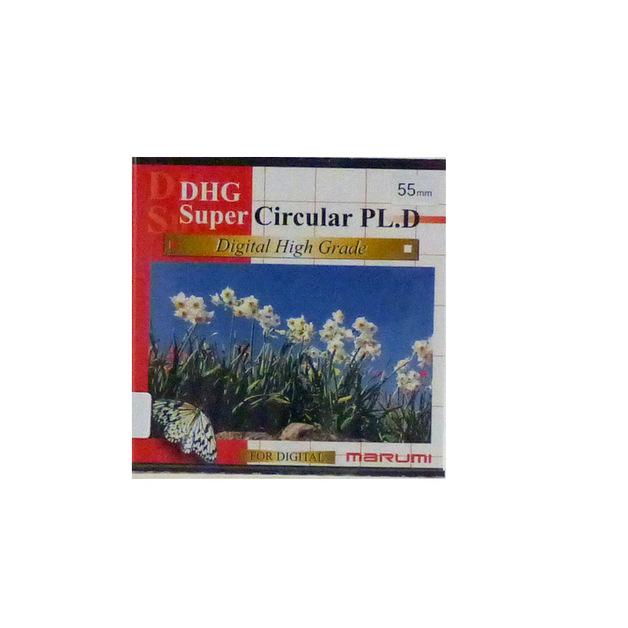 Marumi DHG Super Circular PLD Filter 55mm