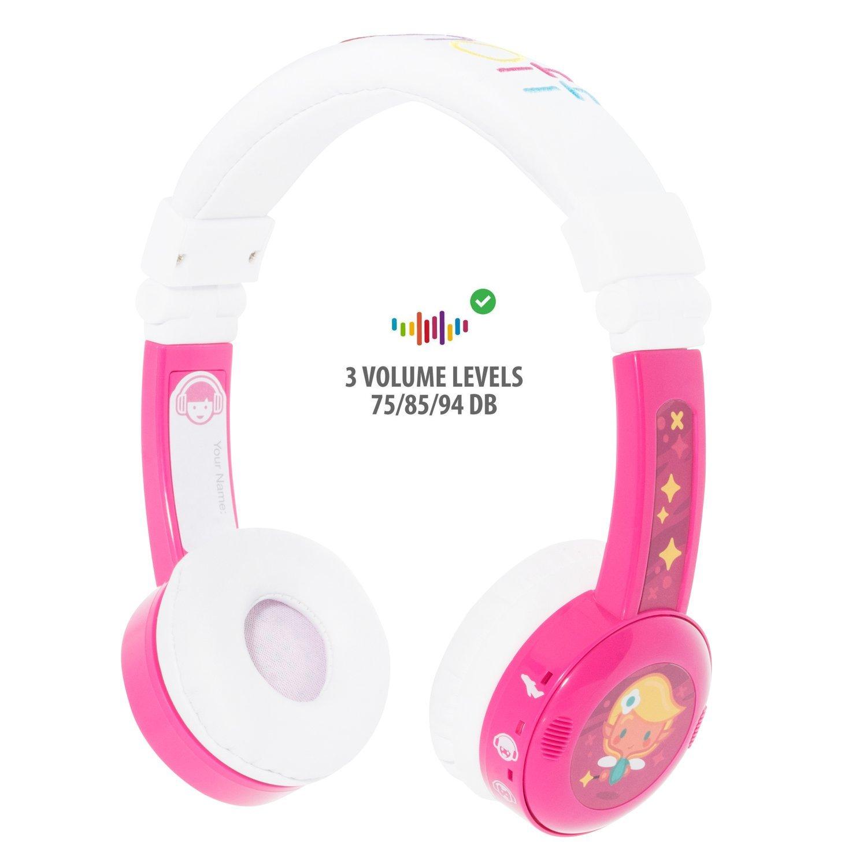 BuddyPhones - InFlight Pink image